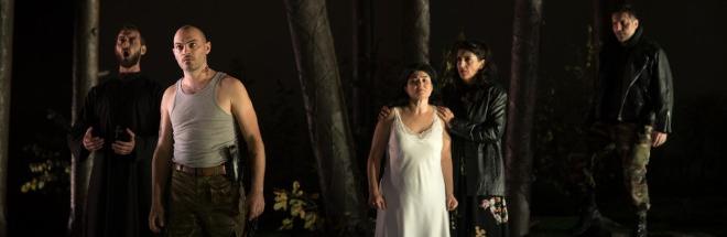 Les Fées du Rhin ( Offenbach ) - Grand théâtre de Tours