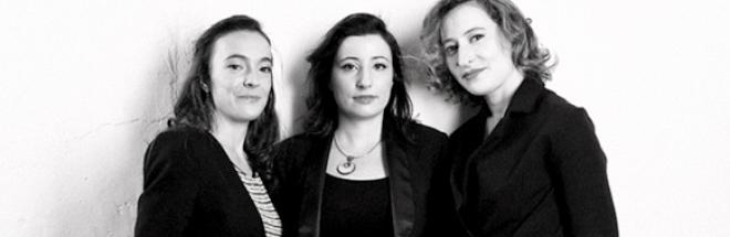 Les quatre muses du Trio Marie Nodier