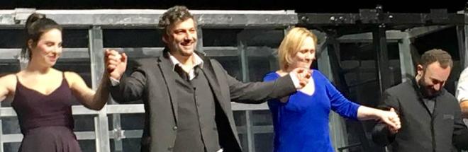 Inoubliable Fidelio à Munich sous la direction de Kiril Petrenko avec Jonas Kaufmann et Anja Kampe