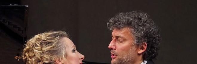 Un CD de charme pour égayer les soirées d'hiver, Diana Damrau et Jonas Kaufmann