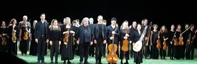 La fin de l'innocence : Il Primo Omicidio de Scarlatti, Jacobs et Castelluci  pour une transfiguration de l'oratorio