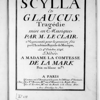 Scylla et Glaucus