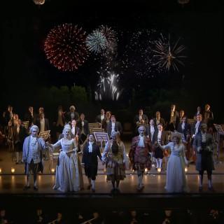 La Répétition d'opéra