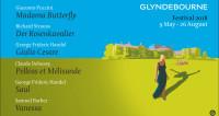 Le Festival de Glyndebourne 2018 déjà annoncé