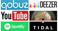 Le streaming dépasse les ventes physiques, mais le marché de la musique baisse à nouveau