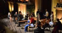 Le Couronnement de Poppée au Festival de Menton : l'opéra sur le parvis Saint-Michel