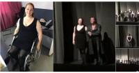 Blessée sur scène, Brünnhilde devient un homme à Bayreuth !