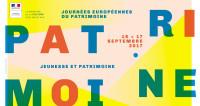 Journées du Patrimoine 2017 : Jeunesse et Musique