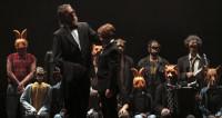 Pinocchio au Théâtre de la Monnaie, mature et cru