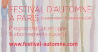 Festival d'Automne 2017, la création musicale se ramasse à la pelle