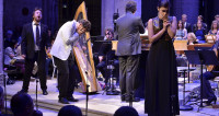 Vivant Orfeo de Monteverdi au Festival d'Ambronay