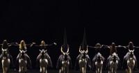 Le Requiem de Mozart en ballet équestre de Bartabas à La Seine Musicale