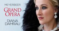 Diana Damrau donne ses lettres majuscules au Grand Opéra de Meyerbeer