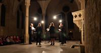 Graindelavoix chante la Vierge de Royaumont à l'Anglaise