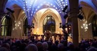 Les chants de Noël de langue allemande célébrés au Collège des Bernardins