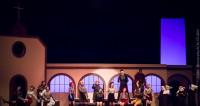 Joyeux Mousquetaires au couvent à l'Opéra Confluence d'Avignon