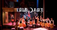 Mozart version cabaret viennois : L'Enlèvement au Sérail à Clermont-Ferrand