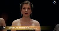 Hélène Carpentier remporte Voix Nouvelles 2018