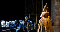 Karine Deshayes, royale Semiramide à l'Opéra de Saint-Étienne