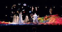 Jules César couronné de frais lauriers multicolores au CNSM