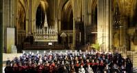 Mozart en la Cathédrale de Metz ou l'ouïe et la vue sublimées