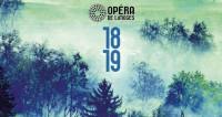 Saison 2018/2019 théâtrale à l'Opéra de Limoges