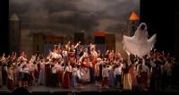 Baptiste ou l'opéra des farceurs à Versailles