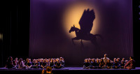Orfeo & Majnun à Bruxelles: folie d'amour, de désert et d'enfer