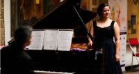 Quatrième Apér'Opéra en Avignon, avec Anaïs Constans et Marion Liotard