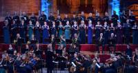 L'éclatante fresque chorale d'Israël en Egypte ouvre La Chaise-Dieu 2018
