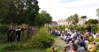 Les Métaboles inaugurent leur résidence à Royaumont dans la nature des choses