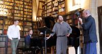 Entretien avec Stéphane Degout et Simon Lepper, premiers maîtres de l'Académie Orsay-Royaumont