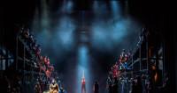 Le Trouvère principalement conjugué au féminin à l'Opéra de Liège