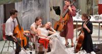 Mélancoliques et captivantes Songs par Lucile Richardot au Théâtre de la Croix-Rousse