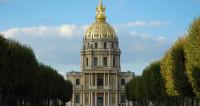 Tendre Triomphe de l'Amour et de la Paix pour les 350 ans des Invalides
