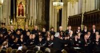 Charles Gounod en prière à l'Église Saint-Augustin
