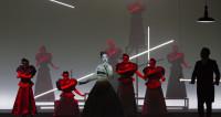 La Traviata rejoint l'univers et l'esthétique de Bob Wilson
