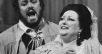 Hommage à Montserrat Caballé : les adieux au Met, avec Pavarotti