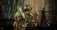 Donnerstag aus Licht à l'Opéra Comique : ambitieuse, innovante et baroque