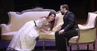 La Traviata mouvementée de Marseille n'éclipse pas Nicole Car et Étienne Dupuis