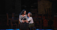 Clémentine Margaine et Roberto Alagna, duo français pour Carmen en direct du Met
