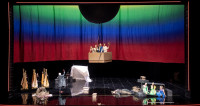 L'Or du Rhin dans les ors ressuscités du Grand Théâtre de Genève