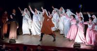 Les Trois Mousquetaires s'infiltrent au Théâtre Saint-Léon