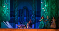 Michel Fau voit juste : Ariane à Naxos flamboyante à Toulouse