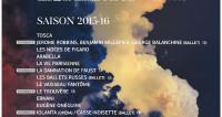 La saison 2015/2016 de Viva l'Opéravous fait voyager aux quatre coins de l'Europe !