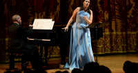 Sonya Yoncheva en récital, l'Italie à Monte-Carlo