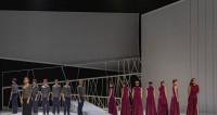 Orphée et Eurydice de Gluck, Précis de danse à l'Opéra de Metz