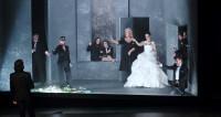 À l'Opéra de Marseille, Les Noces de Figaro vues d'en haut