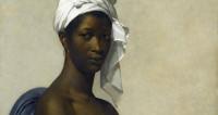 Le modèle noir à l'Auditorium du Musée d'Orsay