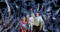 Tristan et Isolde psychédélique, entre arts et consciences à La Monnaie de Bruxelles
